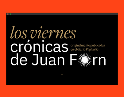 Coleccionables — Juan Forn