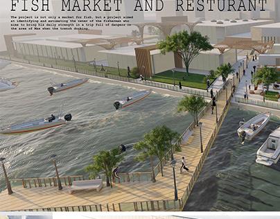 graduation project (fish market )