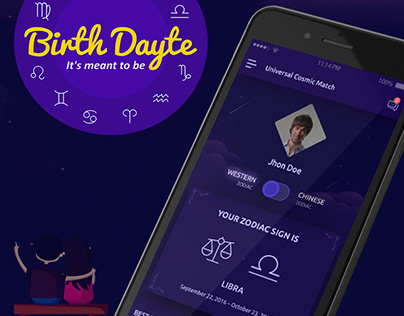 Birth Dayte | Match Making App | Dating App