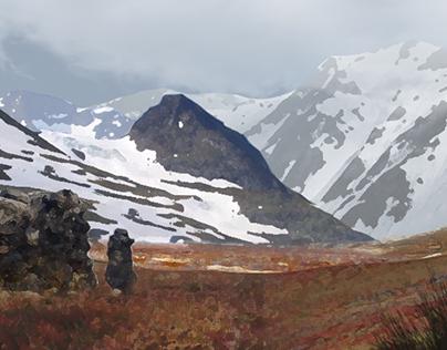 Tundra PhotoBash