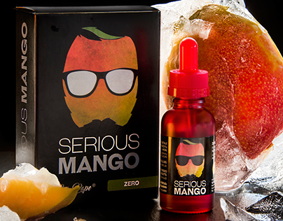 Serious Mango / Packaging