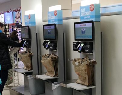 Self Checkout Units