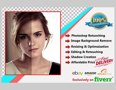 Photoshop Image Retouching Service
