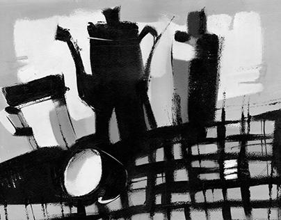 still life | painting