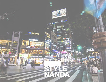 StyleNanda Website