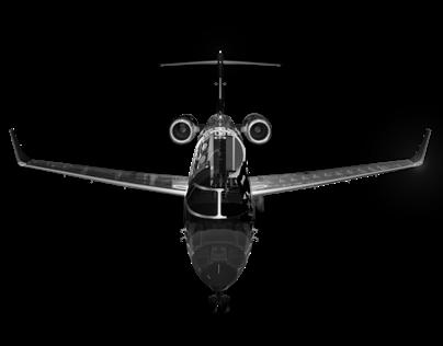 3D Aircraft Cutaway Art - Illustrations