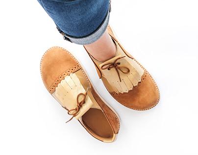 Bonita, handcrafted shoes