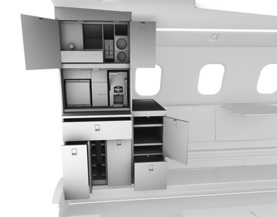 3D Aircraft Illustrations - Workbooks Styles