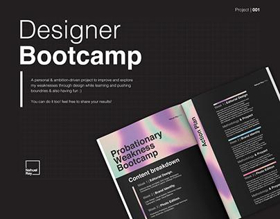 Designer Bootcamp