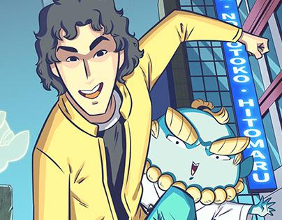 Hitomaru :: Character Design