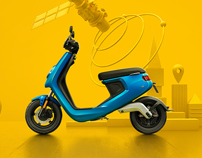 Niu M1 Electric Scooter