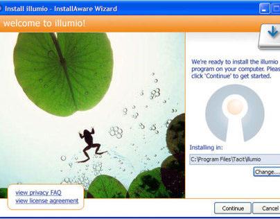Illumio - Desktop application design