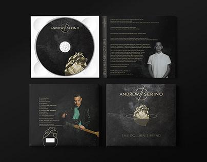 Andrew Serino Album Art & Branding