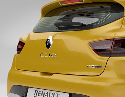 RENAULT SPORT / Packshot Clio RS / 06'
