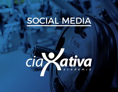 Social Media   Cia Ativa (concept)