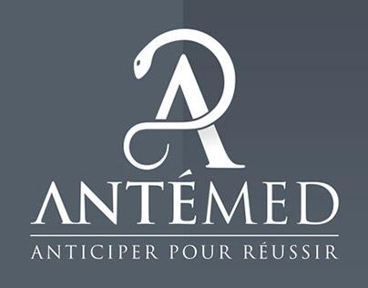 ANTEMED | logo & webdesign