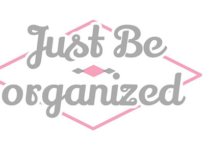 Logo Design: Just Be Organized