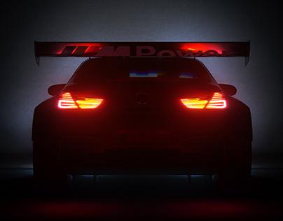 BMW M6 GT3 CGI