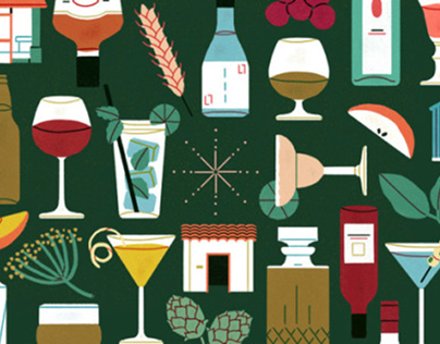 Drinks Patterns - SevenFifty Daily