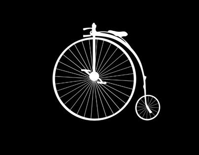 Animated Bike Logo
