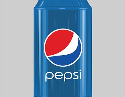 Pepsi Can by Animesh Tewari
