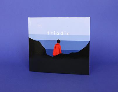 Pochette Triadic - Tetsuya Hori