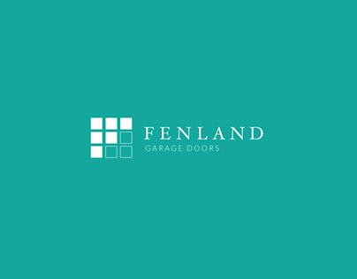 Fenland Garage Doors On Behance