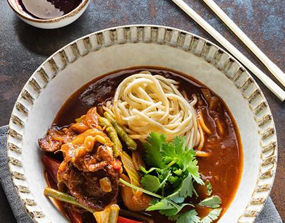 Soup series|| For Eshak menu
