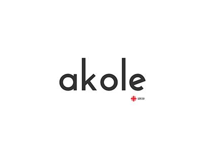 akole   brand communication & app
