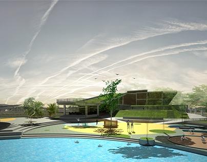 Taman Rekreasi Dolanan Bocah, S1 Thesis Project