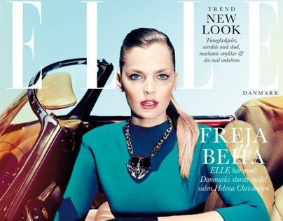 ELLE Magazine: New Look