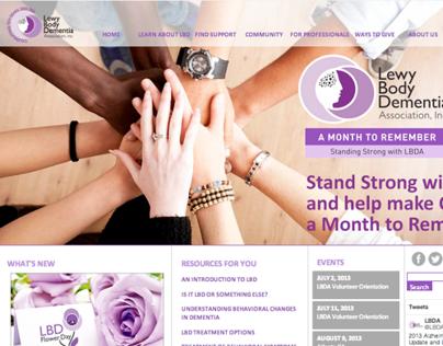 Lewy Body Dementia Web Site