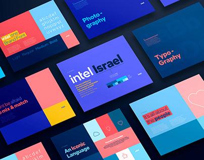 Intel Israel Brandbook