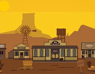 Wild West Old Town