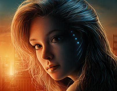 Mara - Digital Painting