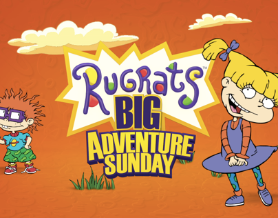"Nickelodeon's ""Rugrats Adventure Sunday"""