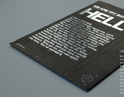 FP7 Branding Materials