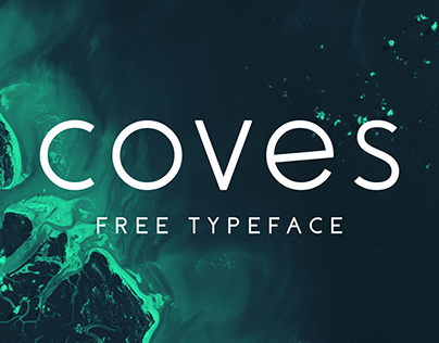 Coves - Free Font