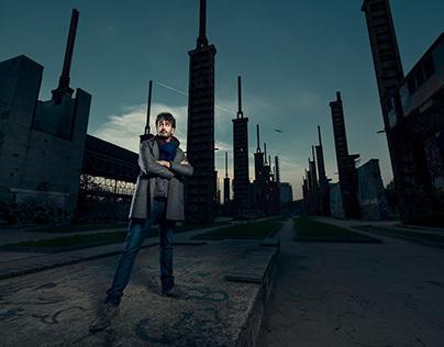 Riccardo Tabilio: portraits