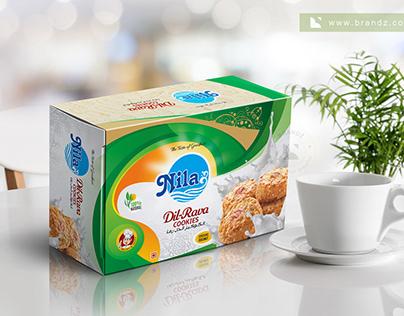 Nila Bakers - Product Packaging Design