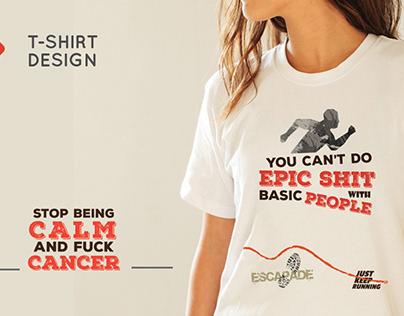 Epic Tshirt Design Idea