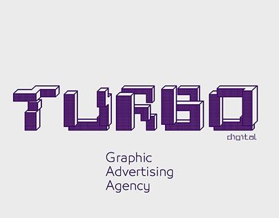 TURBO - logo & brand identity