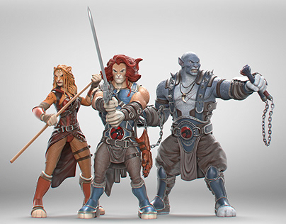 """THUNDERCATS"" PERSONAL TOY LINE"