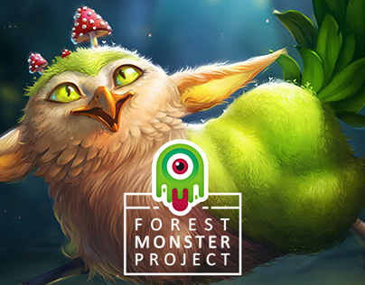 FOREST MONSTER PROJECT