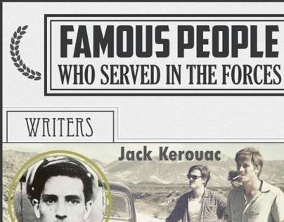 Famous People Who Served In The Armed Forces