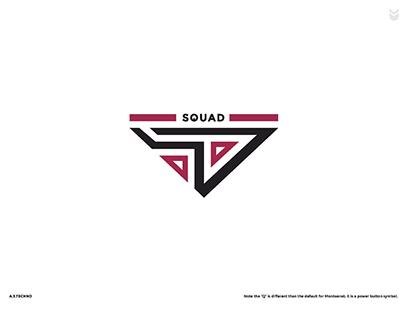 Squad47 Branding Concepts