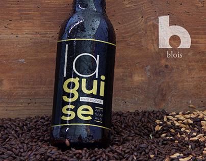 Design graphique // Étiquettes de bière marque b-blois