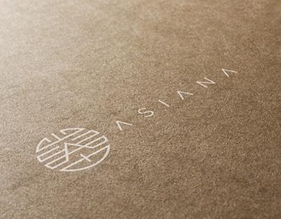 Asiana Logotype