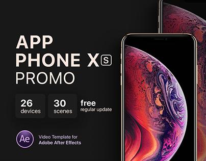 Phone XS - App Presentation