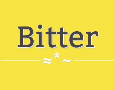 Bitter ht